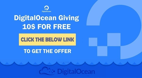 digitalocean offers